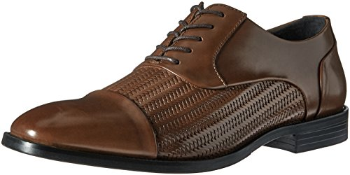 Kenneth Cole New York Herren Ticket Balance, Cognac, 45 EU