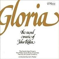 Gloria: The Sacred Music of John Rutter (2000-06-26)