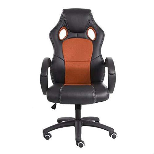 Bradoner Compra Colección Esencial for sillas de Estilo de Juego de Carreras, en Orange