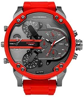 Diesel Casual Watch For Men Analog Mixed - DZ7370
