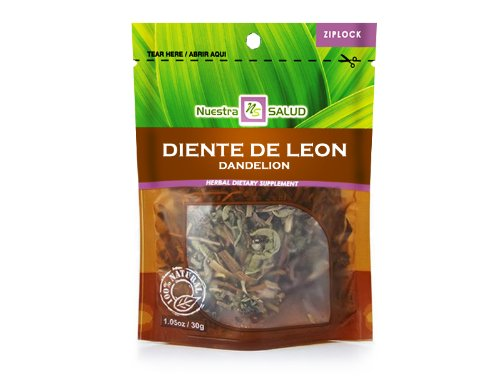 Diente De Leon Dandelion Herbal Infusion Tea