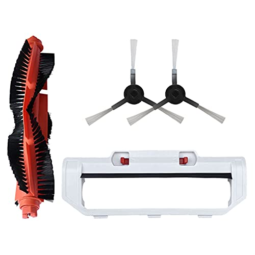 CML Pinceles MOP Paño Rag Ajuste para XIAOMI MI Robot Vacuum-MOP P STYTJ02YM STYJ02YM Robot Robot CLEABLE DE CAFILIZACIONES DE Repuesto Accesorio (Color : XM258 for 4 pcs)