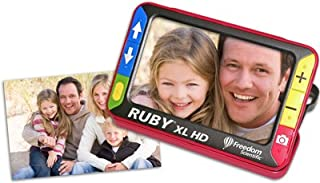 Freedom Scientific Ruby Handheld Magnifier 1st generation