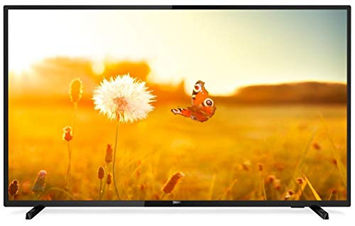 Televisor Philips Pantalla Full HD, Negro, 109.2 cm