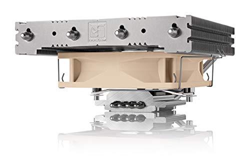 Noctua NH-L12 Ghost S1 Edition, Dissipatore di Calore a Basso Profilo per CPU con Ventola PWM da 92 mm (Marrone)