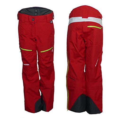 Ziener SALLO 3in1 Damen Skihose Snowboardhose mit Primaloft Innenhose 20k 134934(30 red,36)