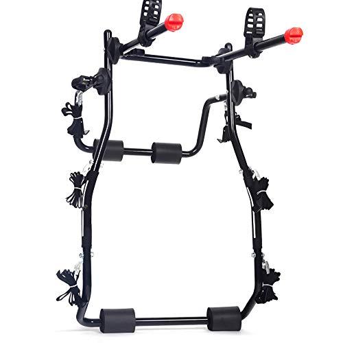 Portabicicletas,Plegable de Acero de Alto Carbono Soporte de Enganche para AutomóVil Bicicletas...