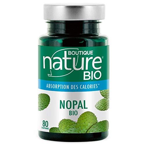 Nopal bio - 80 comprimés