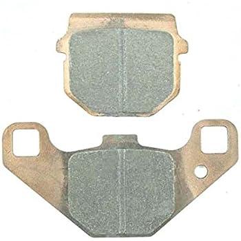 MetalGear Bremsbel/äge vorne L f/ür CPI Beak Type-1 50 2002
