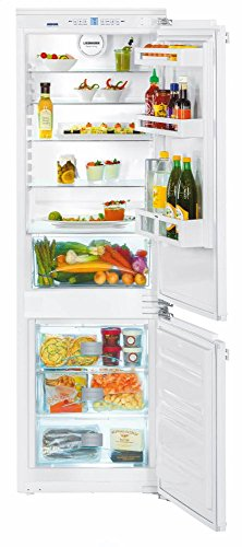 """HC1030 24"""" Built-In Bottom Freezer Refrigerator with 9.4 cu. ft. Total Capacity DuoCooling SuperFrost Automatic Defrost and 38 dBA Noise Level in Panel Ready"""