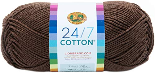 Lion Brand Yarn Yarn, Cafe Au Lait