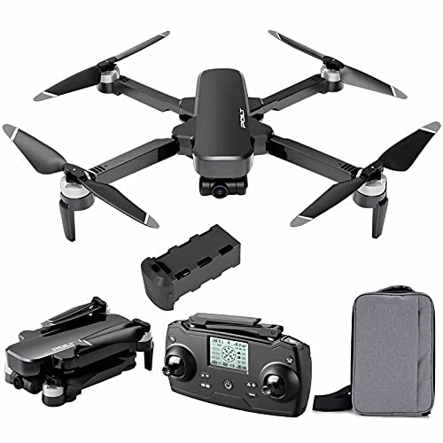 JJR/C X17 Upgraded GPS 5G WiFi 6K HD Camera 2-Axis Gimbal Optical Flow Pos. Brushless Foldable RC Drone Quadcopter RTF