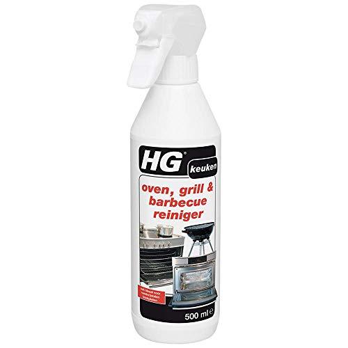 HG - Grillreiniger in mehrfarbig, Größe 500 ml