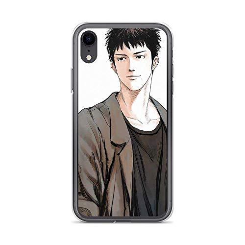 Compatible con iPhone 6 Plus/6s Plus funda de baloncesto japonesa anime Slam Dunk Hisashi Sport Manga Boy Pure Clear Phone Cases Cover