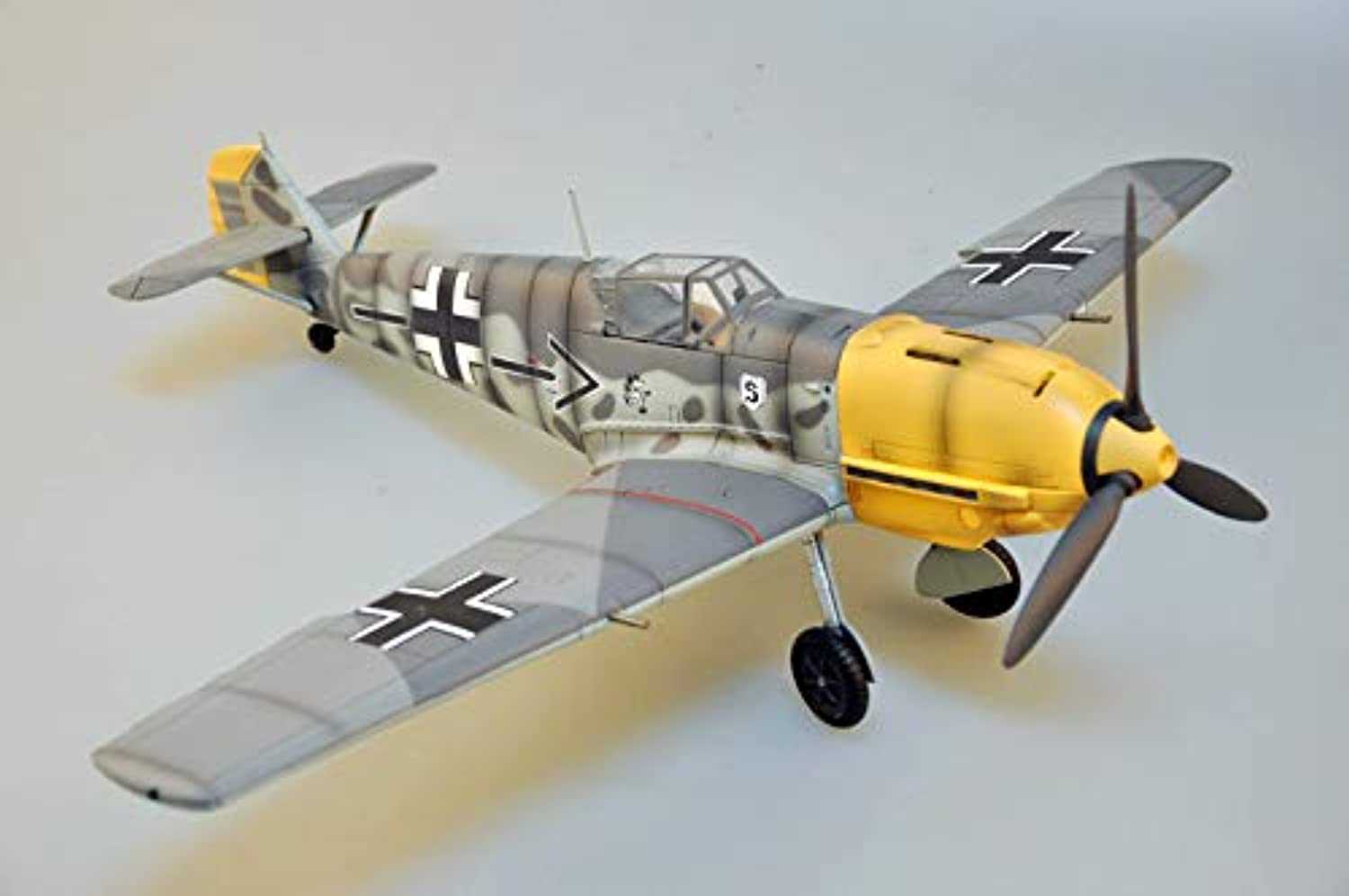 Germany Messerschmitt Bf 109   Me 109 1 18 Aircraft Finished Plane Easy model Limited Edition