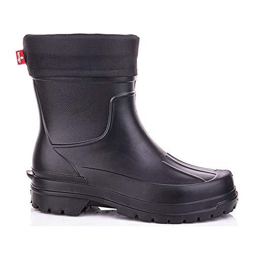 Lemigo BLDENVER rubberen schoenen, maat 42, zwart
