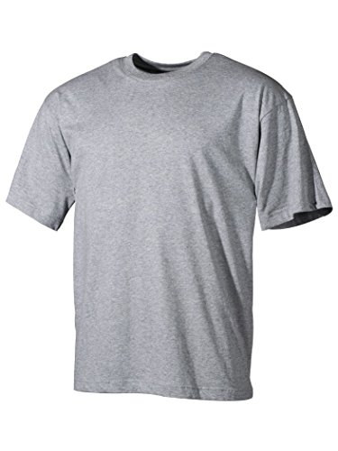T-Shirt US Militaire Gris - Gris - M