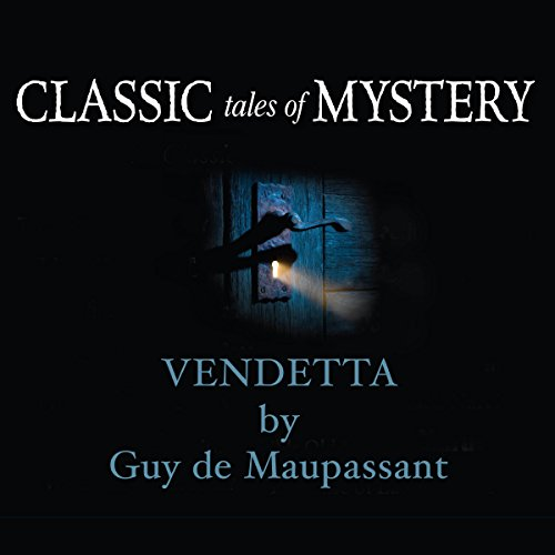 Classic Tales of Mystery: Vendetta cover art