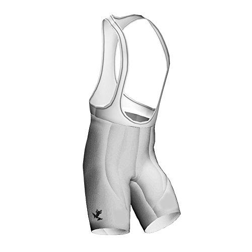 Uglyfrog 2019 Bike Wear Pantalones Cortos Pantalón Corto para Hombre con Gel Pad Bib Pantalones Cortos de Bicicletas Triatlón Ropa