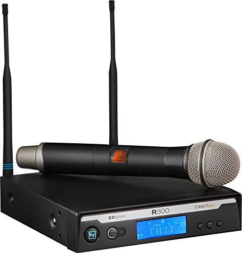 Electro-Voice R300-HD-B Sistema de micrófono inalámbrico de Mano
