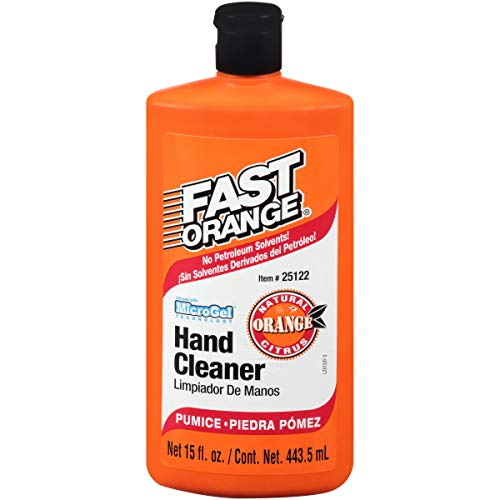 Permatex 25122 Fast Orange Pumice Lotion Hand Cleaner - 15...