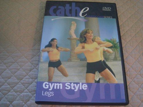 Cathe Hardcore Series Gym Style Legs