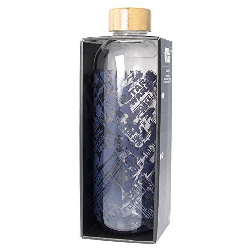 Botella DE Cristal Grande 1030 ML | Star Wars Young Adult