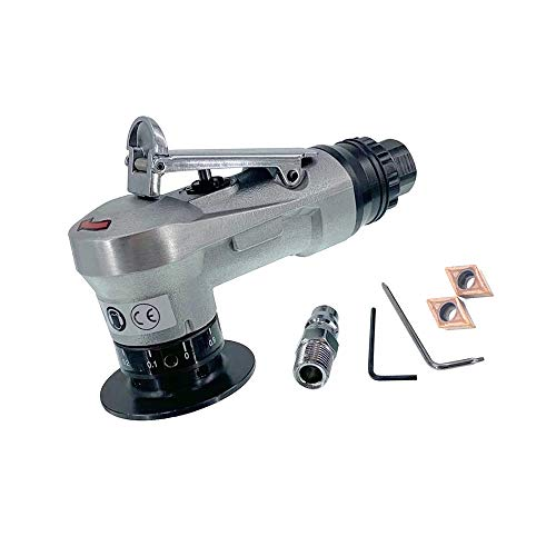 Read About Mini Air Hand-Held Palm Beveling Machine 45 Degree Remove Weld Seams 0.1-0.9mm Depth Meta...