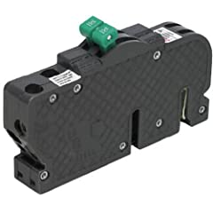 Replacement Zinsco circuit breaker manufactured new by Connecticut Electric For use in Zinsco circuit breaker panels Intertek ETL Listing to UL Standard 489 for US and Canada-Molded case circuit breakers 10,000 AIC 30 Amp