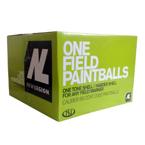 New Legion Paintballs One, 2329