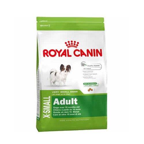 Mühlan Zoo Royal Canin X-Small Adulto 3 kg, Alimentación, Comida para Mascotas, Alimento Seco para Perros