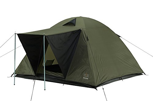 GRAND CANYON Phoenix L - Tente dôme (4personnes), olive/noire, 602002