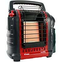 Mr. Heater Buddy 4,000/9,000-BTU Radiant Heater