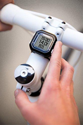 Garmin Edge 25-GPS, Negro