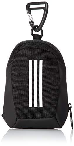 Adidas Tiny Power rugzak, unisex volwassenen, zwart/wit/wit, eenheidsmaat