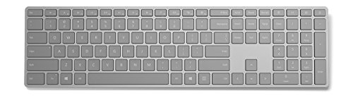 Microsoft Surface Keyboard, WS2-00025, Silver