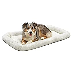MidWest Deluxe Bolster Pet Bed