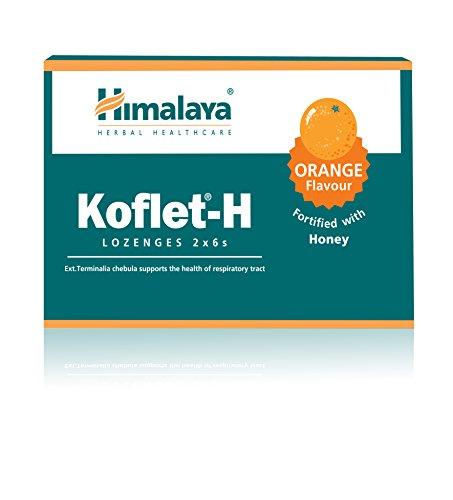 Koflet-H zuigtabletten - Versterkte met honing 1-Pack
