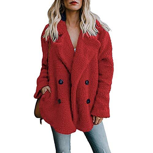 Ybzx Abrigo para Mujer Chaqueta Sweatershirt Sudadera con
