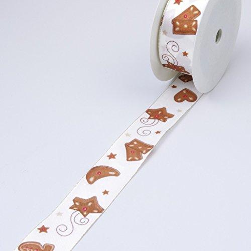 Schleifenband mit Drahtkante
