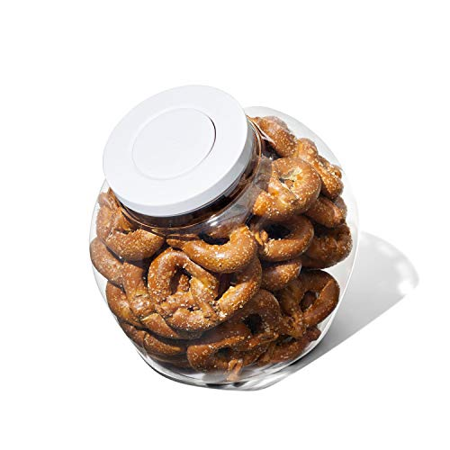 OXO Good Grips 5.0 Qt POP Large Cookie Jar - Airtight Food Storage- for Cookies and More