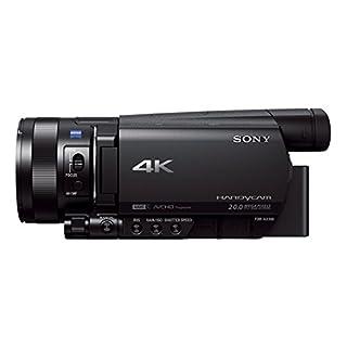Sony FDR-AX100 4K Ultra HD Camcorder / Videokamera (B00HH89W7U) | Amazon price tracker / tracking, Amazon price history charts, Amazon price watches, Amazon price drop alerts