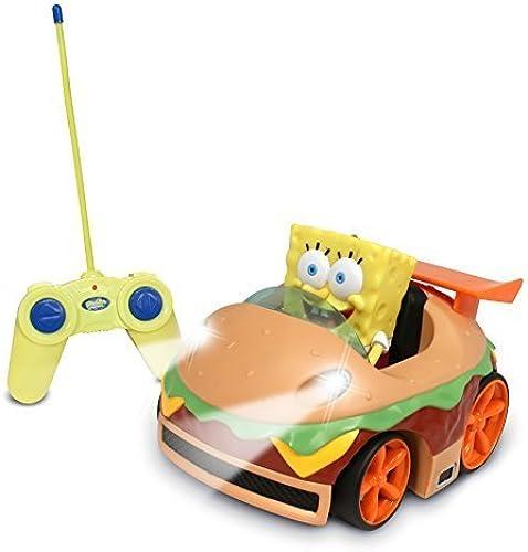 precios razonables NKOK Remote Control Krabby Krabby Krabby Patty Vehicle with Spongebob by SpongeBob SquarePants  caliente