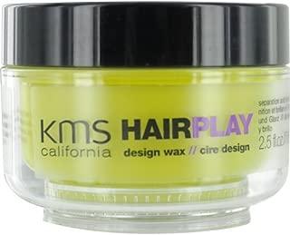 Kms California Hair Play Design Wax, 2.5 Ounce