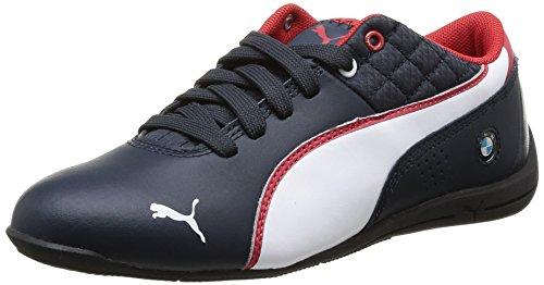 Puma Drift Cat 6 L Bmw Jr Bl, Jungen Hohe Sneakers, Blau (bmw Team Blue/white/ribbon Red), 37