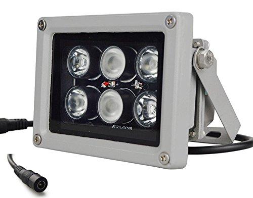 YMAO LED IR-Strahler IR-Strahler Licht CCTV-Kamera-Nachtsicht Night Vision Outdoor Wasserdicht für Überwachungskamera 18W 24W 45W 60W …