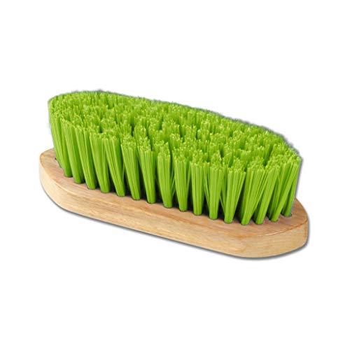 Mähnenbürste, grün, Einheitsgröße,