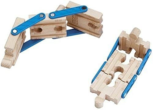 Thomas And Friends Wooden Railway - Adapt-a-Track (2 Pieces) by Unknown