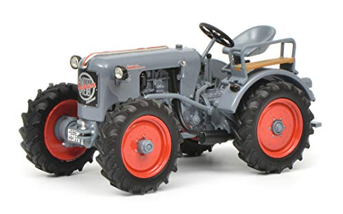 Schuco 450908300 Eicher ED 26, Traktor,Modellauto, Resin, 1:43, grau