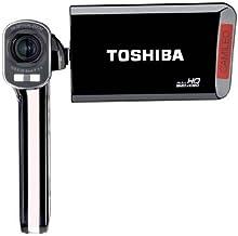 Toshiba Camileo P100 - Videocámara (CMOS, 8 MP, 5 x, 16 x, Digital, Memory Card) (Importado)